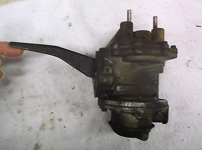 1955-56 Ford Fuel and Vacuum Pump,  292,  8 cylinder, P-1864