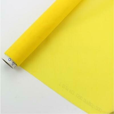 3 yard Screen Printing Mesh Fabric Yellow Screen DIY Stretch Screen 200M(80T)
