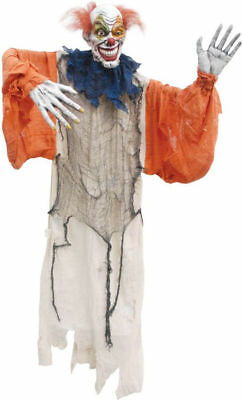 Morris Costumes Hanging Creepy Clowns 60 Inches Large Decorations & Props