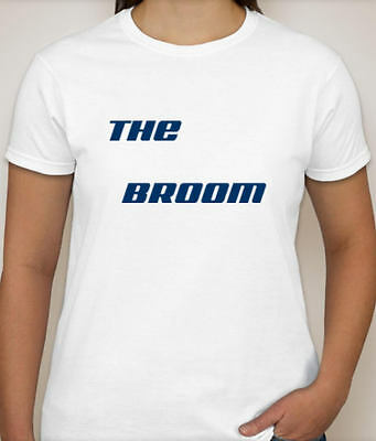 THE BROOM Wedding Party T-Shirt