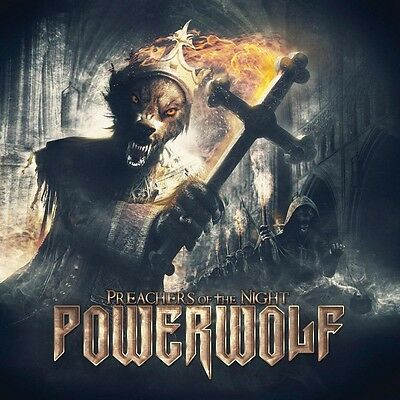 Powerwolf - Preachers Of The Night  Patch/aufnäher Neuf