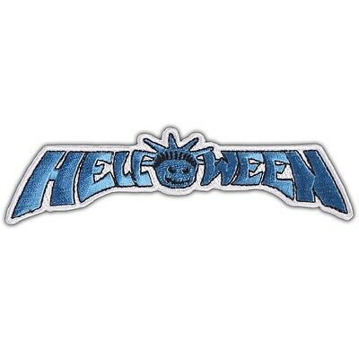 Helloween - Logo - Cut Out  Patch/aufnäher Neuf