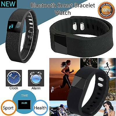 Kids Pedometer Activity Tracker Fitness Wrist Band Step Counter Calorie Watch UK