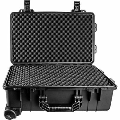 Gearsafe IPX7 Rated Protective Trolley Case with Foam GS026 Size 560x355X290mm