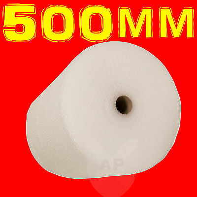 500mm x 100M Small Bubble Wrap Same Day Despatch