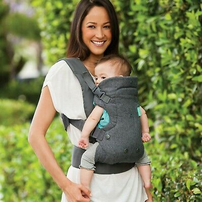 Infantino 4-in-1 Flip Advanced Baby Carrier Sling 4 Positions