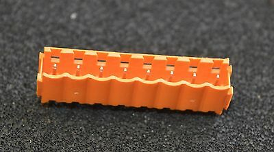 2 X (2 pieces) 8 Way PCb Header Closed Ends 5.08mm pitch (L3445)