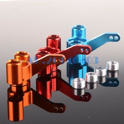 RC 1:10 Aluminum Steering Hub Carrier (L/R) 511484 For FS Racing Off Road Buggy