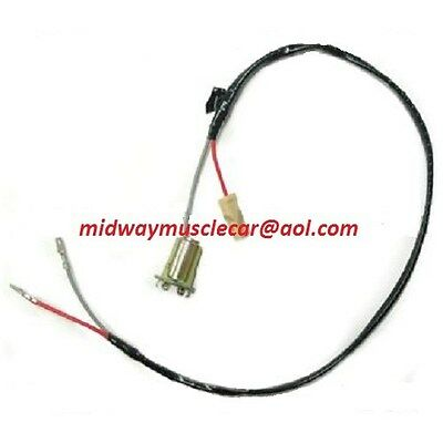 clock wiring harness 55 56 Chevy  bel air nomad 150 210