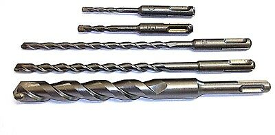 SDS+ masonry drill bits tungsten carbide tip top quality 4mm - 25mm