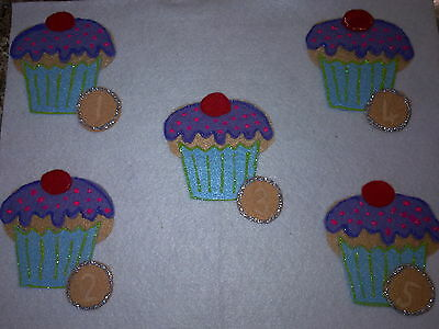Felt Board Story Rhyme Teacher Resource- 5 Five Currant Buns