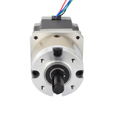 Planetary Gearbox 4:1 Nema 23 Stepper Motor 2.8A for DIY CNC Mill Lathe Router