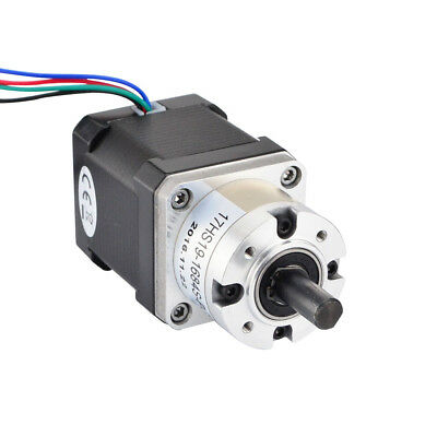 Planetary Gearbox 5:1 High Torque Nema 17 Stepper Motor 1.68A DIY CNC 3D Printer