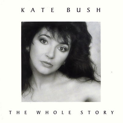 Kate Bush - The Whole Story: New & Sealed - Wuthering Heights