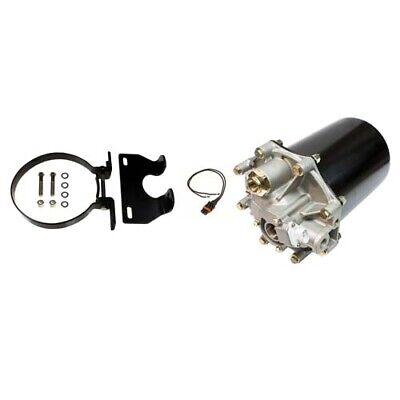 Air Dryer Kit - 12 Volt - Ad-9 Ad9 Style W/mounting Bracket & Pigtail Connector