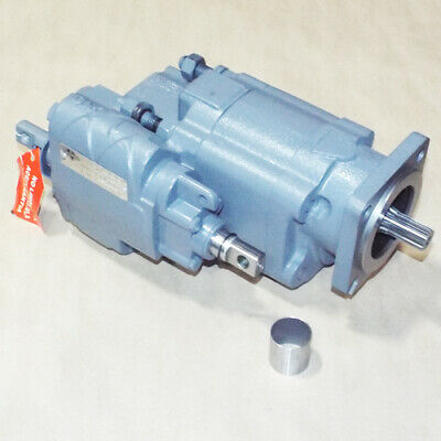 Hydraulic Hydro Dump Pump C102 Direct Mount - Use Without Air Shift