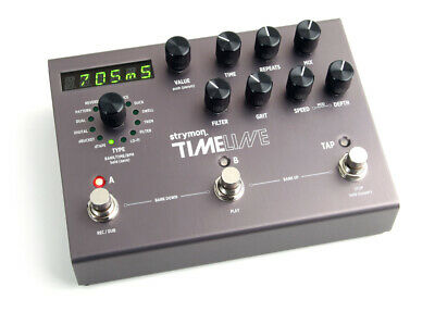 Strymon Timeline Delay/Looper Guitar Effects Pedal