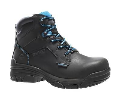 Wolverine Women's Composite Toe Waterproof  Safety  Work Boots W10384-50% OFF