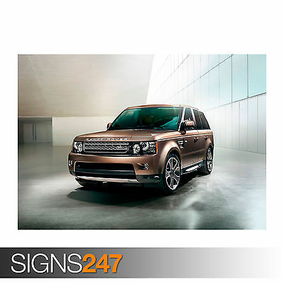 RANGE ROVER CAR 37 Photo Picture Poster Print Art A0 to A4 CAR POSTER AD197