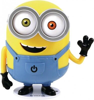 "Varta Minions ""Bob"" Nachtlicht Night Light Kinder ( Minnion Minon )"