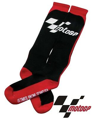 New Thermal Motorcycle Rider Socks Thick Winter Socks Official Motogp Logo