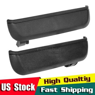 Pair For 1995-1998 TOYOTA TERCEL Outside Rear Left LH Right Side Door Handle