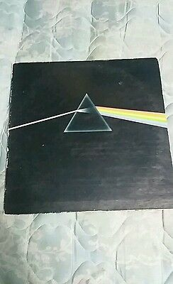 Original Press 1973 Dark Side of the Moon Vinyl