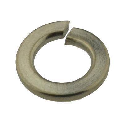 Qty 20 Spring Washer M12 (12mm) Metric Marine Stainless Single Coil SS 316 A4