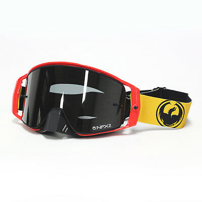 Dragon NEW Mx NFX2 Jason Anderson Injected Ionized Motocross Dirt Bike Goggles