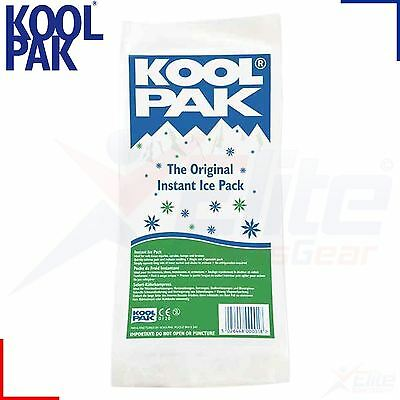 Koolpak Original Instant Ice Pack Sleeve Cold Multi Sports Injuries Pain Relief