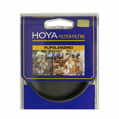 Hoya 58mm 58 mm Linear Polarising Polarizing Polariser PL Camera Lens Filter