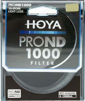 Hoya 77mm 77 mm PRO ND1000 NDx1000 ACCU-ND Multi-Coated Neutral Density Filter