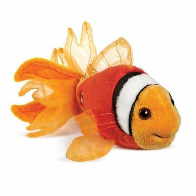 New Ganz Lil' Kinz Webkinz Tomato Clown Fish (Sealed Code) - Free Shipping
