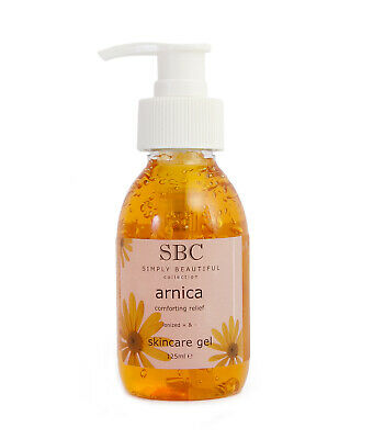 SBC Arnica Gel 125ml With Pump Authorised SBC Seller