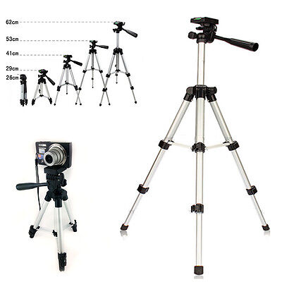 Aluminium Monopod Tripod Stand Holder For Nikon Canon Camera Smart Phone iPhone
