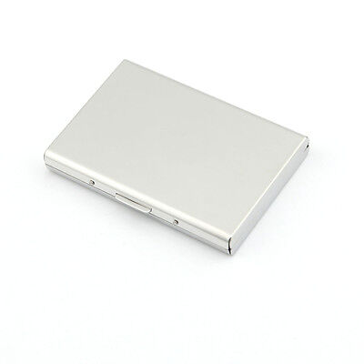 RFID Stainless Steel Blocking Wallet Credit Multi Cards Holder Protector Case