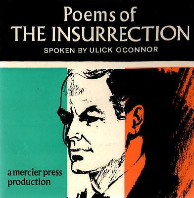 """Ulick O'Connor - Poems Of The Insurrection -Mercier Press -IRL 5  7"""" EP"""