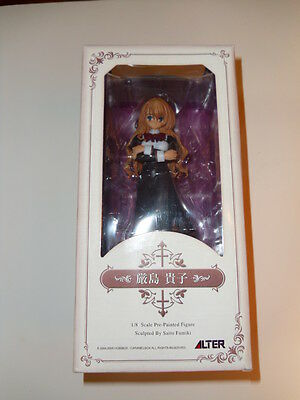 JAPANESE ANIME SCHOOL GIRL FIGURE 1/8 SCALE NEW IN BOX