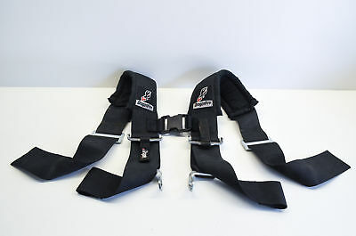 Dragonfire Racing 4 point 3' Seat Belt Harness Missing Pieces