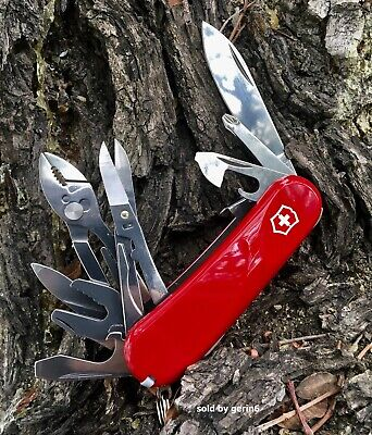 Victorinox Red Swiss Army Knife, Evolution S557, 2.5223.SEUS2, New In Box
