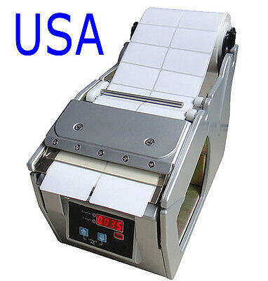 Automatic 110V Label Dispenser Separating Electric Machine  X-130 New