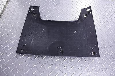 1984 Honda Ch 125 Elite Flat Lower Bottom Cover Fairing Panel Plastic Ch125 84