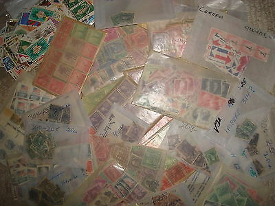 Vintage Lot 0F U.s. Used 75 Count Stamp Lot Great Addition Free Shipping!