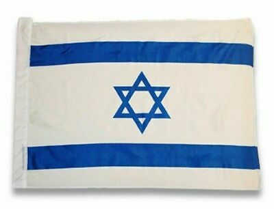 "Israel flag 150*220 cm, 60""*88"" national blue on white star of David Jewish flag"