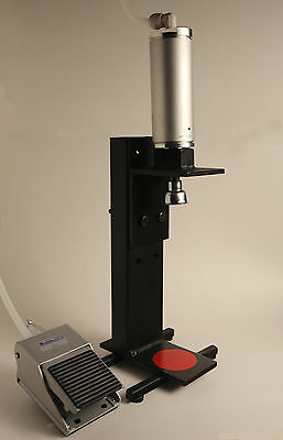 Foot Pedal Operated Pneumatic (NOW TAKING PRESALE) Bench Top Beer Bottle Capper