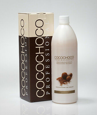 ❤︎ COCOCHOCO Brazilian Blow Dry Hair Keratin Straightening Treatment 1 Litre
