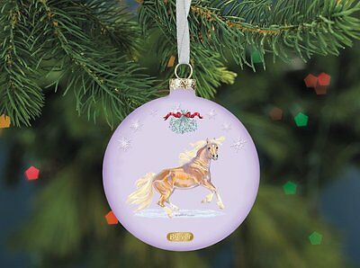 2015 Breyer Horses Christmas/Holiday Artist's Signature Mustang Ornament #700815