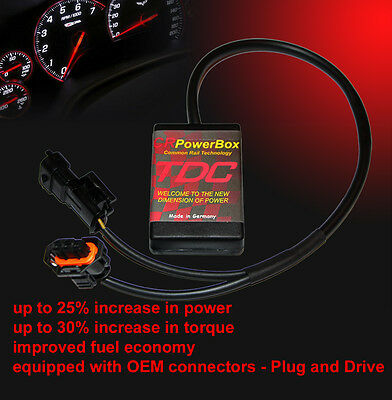 Power Box CR Chiptuning Diesel Tuning Chip Module for HOLDEN Colorado