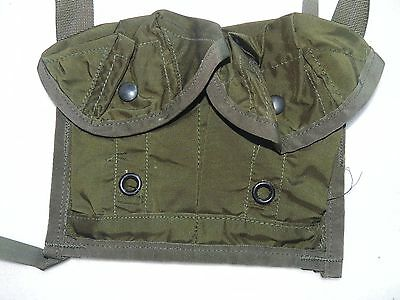 Apers Mine Pouch Government Issue US Military Surplus Bag Chest Pouch M86 New