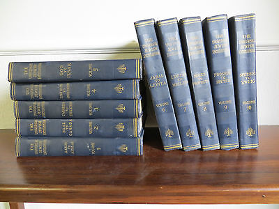 THE UNIVERSAL JEWISH ENCYCLOPEDIA IN 10 VOLS - New York 1939, Coloured Plates
